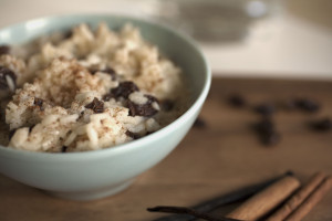 Close up of Sweet Rice