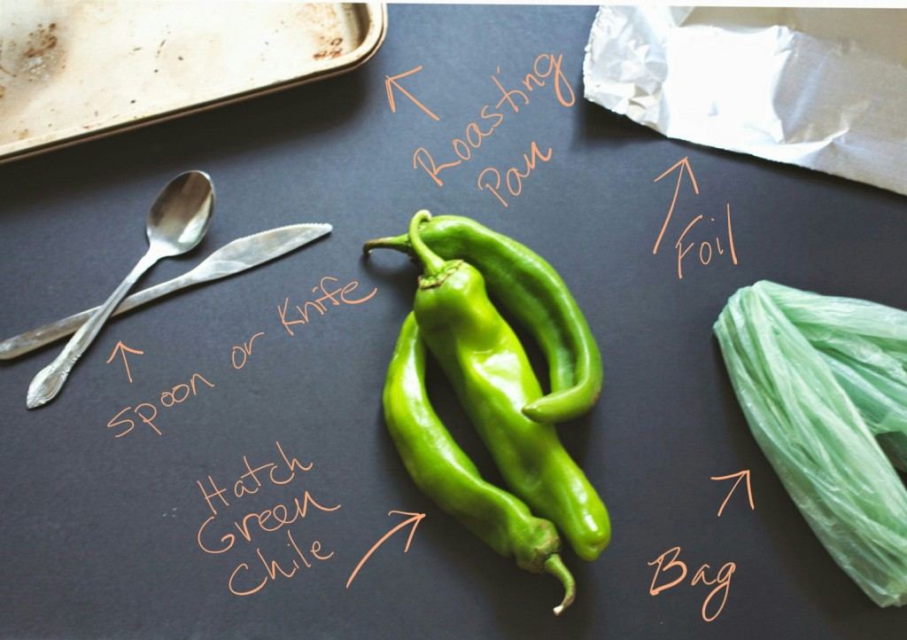 Need to Roast Green Chile