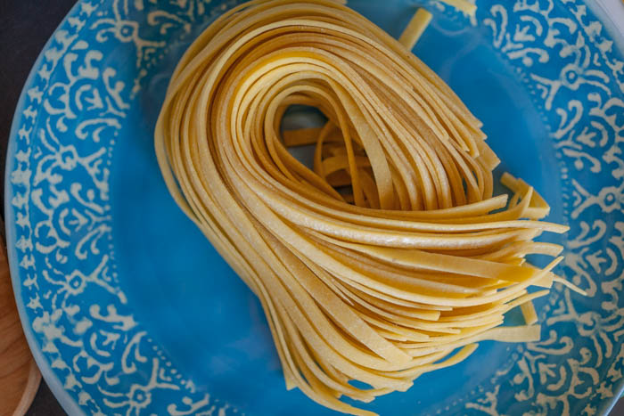 learn about the basics of pasta