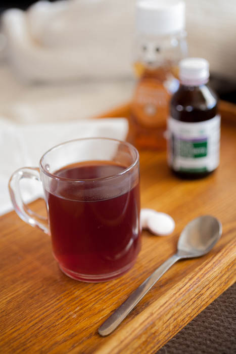 elderberry is featured in this immune-boosting drink