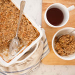 Apples-and-Cinnamon Crisp Oatmeal