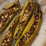 Fajita-Stuffed Hatch Green Chile