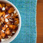 Mediterranean Butternut Squash and Sweet Potatoes