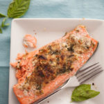 Pinenut Crusted Salmon