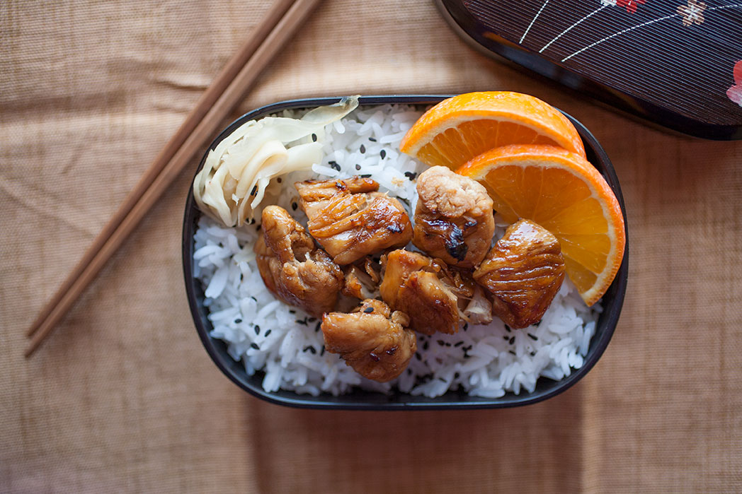 Sweet, salty, crispy, flavorful and beautiful. And, as always, this recipe for traditional, gluten-free chicken teriyaki is quick and simple to make!