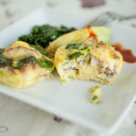 Easy, Mini-Omelette Egg Bites
