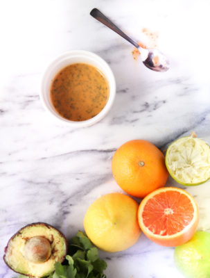 Looking for some excitement for your meals? This bright citrus marinade from Flurries of Flour brighten your table!